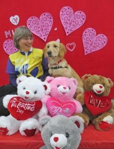 Finn and Kaye - valentines